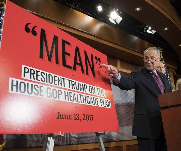 Senate unveils health bill sharply cutting Medicaid