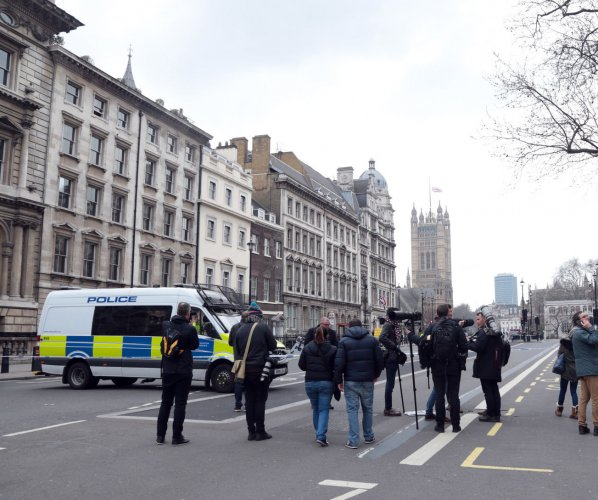 Islamic State claims responsibility for Westminster attack
