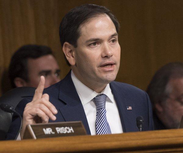 Senate hearing: Rubio also a target of Russian hacking