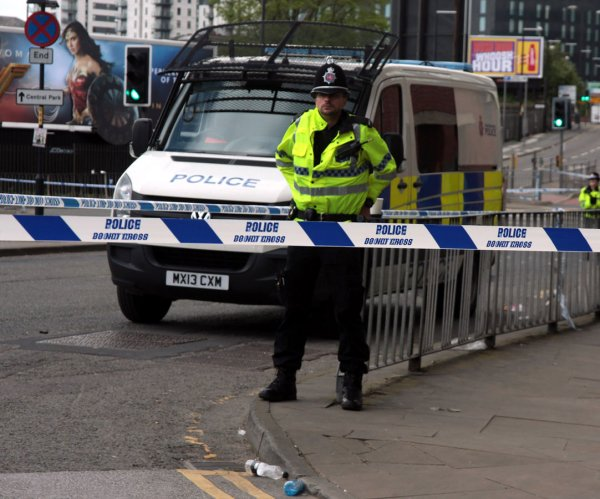 British official: Manchester bomber 'likely' had accomplices