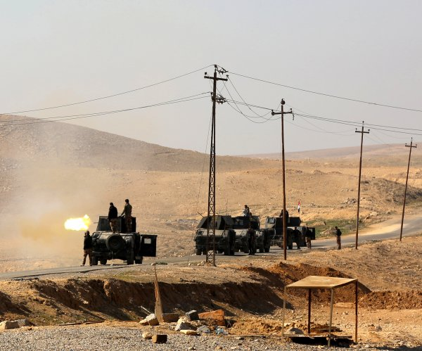 Iraqi forces capture Mosul airport