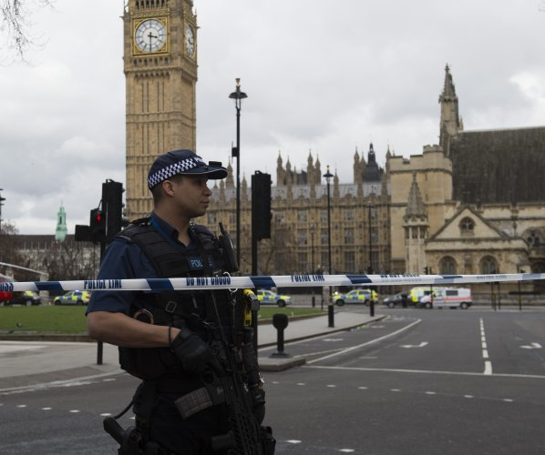 London terror attack: Man kills 4, injures 40 near UK parliament