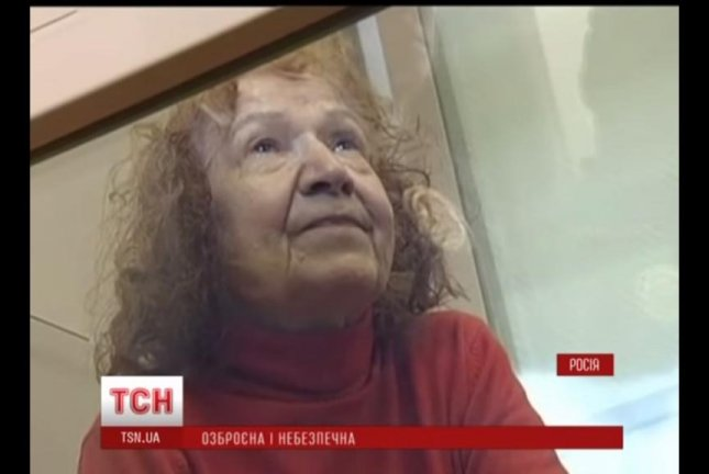 Tamara Samsonova, 68, is accused of killing and dismembering at least three people. TCH/YouTube video screenshot