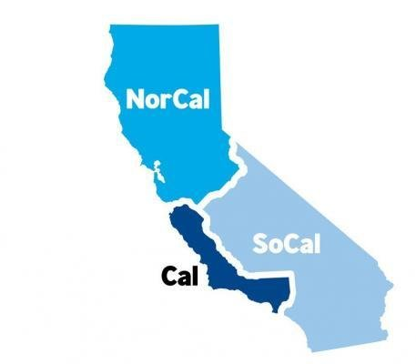 Voters will decide if California should be split into three states