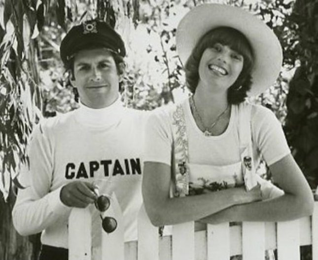 Daryl Dragon of Captain and Tennille died of renal failure at the age of 76 on Wednesday. Photo courtesy ABC Television/Wikimedia Commons