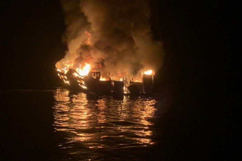 Authorities serve search warrants in California boat fire