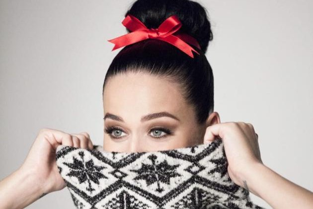 Katy Perry lands H&M's 2015 Holiday campaign. Photo Courtesy of katyperry/Instagram