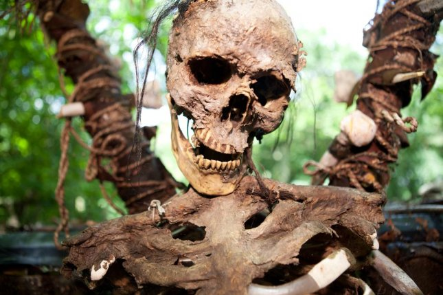 Ritual sacrifice helped maintain social order in early Austronesian societies. Photo by tlorna/Shutterstock