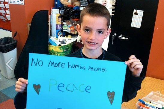 Martin William Richard, 8, died on April 15, 2013 when the second of two pressure cooker bombs detonated near him at the Boston Marathon. Medical testimony about the boy's death was a key element of prosecutors' case during the trial of Dzhokhar Tsarnaev, who was convicted in the attacks on April 8, 2015. Photo: RIP Martin Richard/Facebook