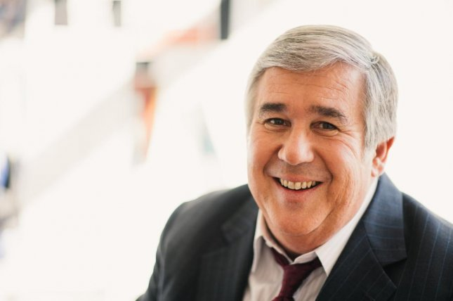 Anchor Bob Ley joined ESPN in 1979 and began hosting Outside the Lines in 1990. Photo courtesy of ESPN Images