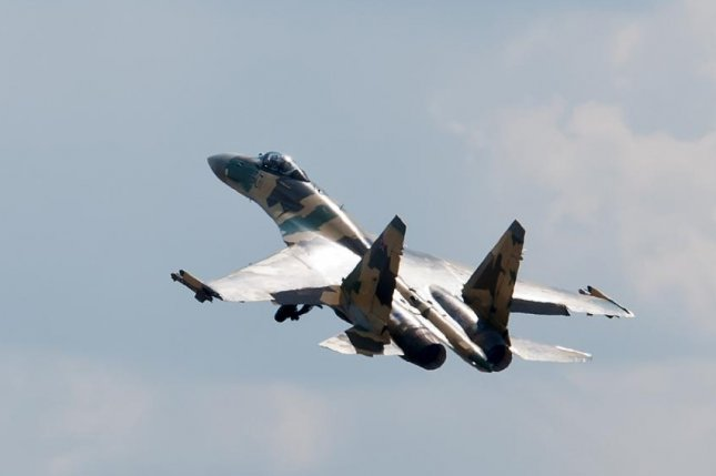 russia to deliver sukhoi su 35 fighter jets to china upi com