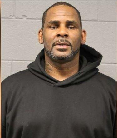 Singer R. Kelly pleaded not guilty in a Chicago courtroom on Monday to 10 charges of sexual abuse. Photo courtesy Chicago Police Department