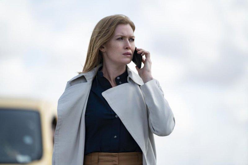 Marissa Wiegler (Mirelle Enos) finds herself in a protector role in Hanna Season 2. Photo courtesy of Amazon Prime Video
