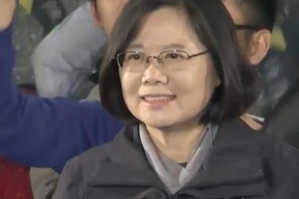 Tsai Ing-wen, Taiwan's first female president-elect, could be taking an active approach to recovering the assets of the Kuomintang party Photo by WSJ video/AOL