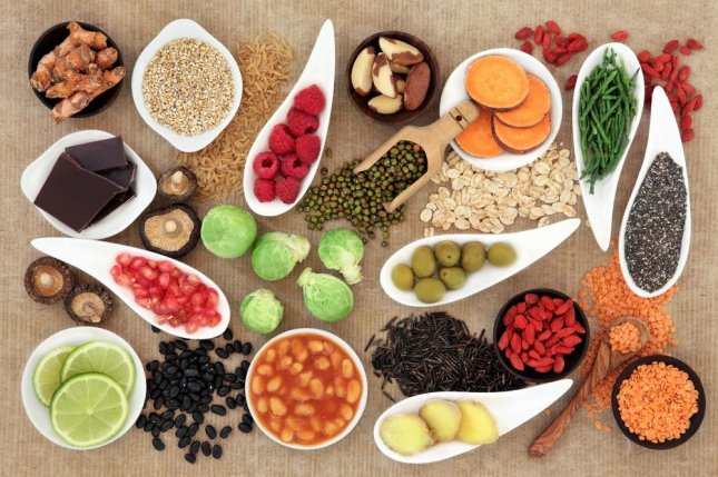 The vegetarian portfolio diet was designed to lower cholesterol, but covers a second contributing factor of cardiovascular disease by lowering blood pressure significantly. Photo by marilyn barbone/Shutterstock
