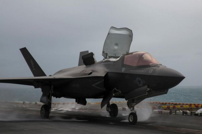 Lockheed Martin received a $2.43 billion contract from the Pentagon for spare parts for the F-35 on Friday. Among other issues, a lack of spares has plagued the program, according to officials. Photo by LCpl. Kenny Nunez Bigay/U.S. Marine Corps