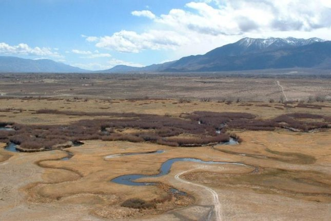 Climate impacts the shape of a river's long profile, or elevational profile. Photo by Wikimedia Commons/CC