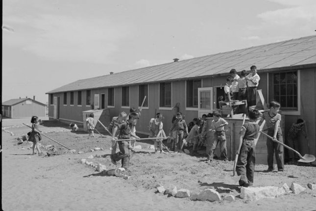 The Camp Amache World War II internment camp site in southeastern Colorado is being considered for a national park. Photo courtesy of the Amache Preservation Society