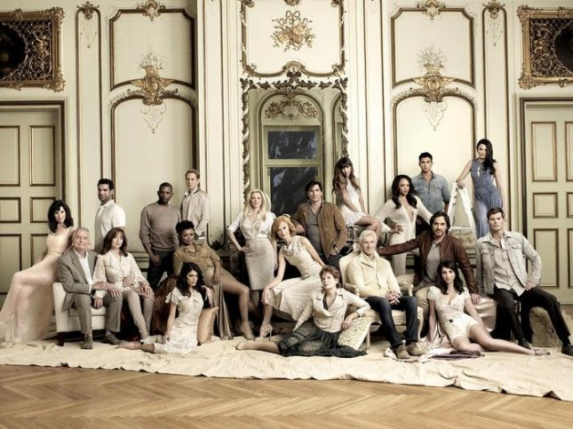 Cast of All My Children, courtesy of Prospect Park Productions.