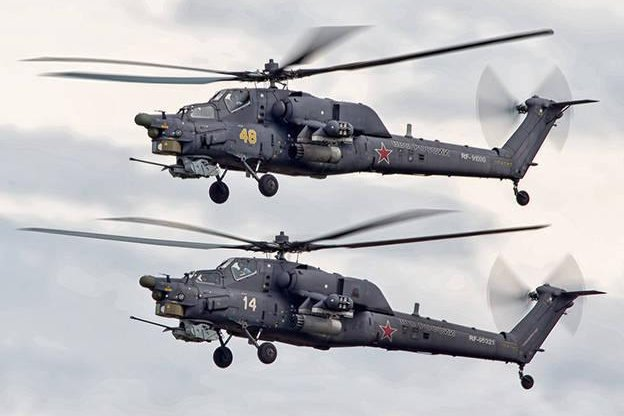 helicopters mi 35m with 1081458583204 on Russian Helicopters Displays Military Helicopters At Singapore Airshow 2014 further 6130 besides Sleeping With Enemy moreover Russia  pletes delivery 12 mi 35 ah 2 sabre attack helicopters to brazilian armed forces 1404133 also 1081458583204.