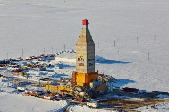 Russian independent gas producer Novatek gets Chinese support for liquefied natural gas project development in the Arctic. Photo courtesy of Novatek