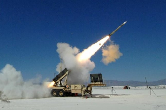 The Patriot Advanced Capability-3 interceptor can be used for defense against incoming missile attacks or enemy aircraft. Photo courtesy of Lockheed Martin