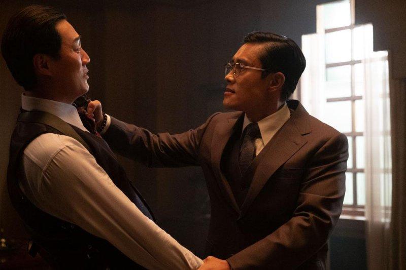 "Year after ""Parasite,"" South Korea pins Oscar hopes on ""The Man Standing  Next"" - UPI.com"