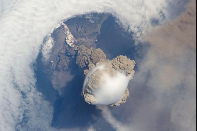 Study: Volcanic eruptions influence the flow of major rivers
