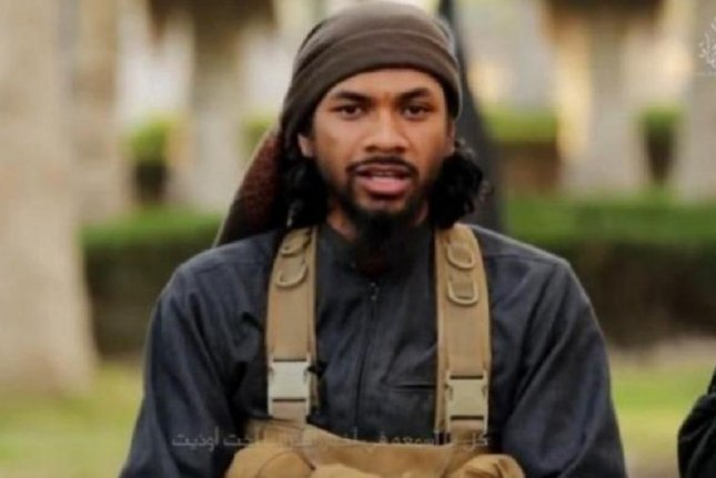 Neil Prakash, 24, from Melbourne, Australia, was recently killed in a U.S. airstrike in Mosul. He worked as a senior recruiter for the Islamic State. Screenshot: al-Hayat Media Center