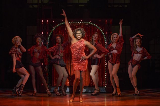 Wayne Brady will appear in Kinky Boots on Broadway through March 27. Photo courtesy Matthew Murphy/O&M