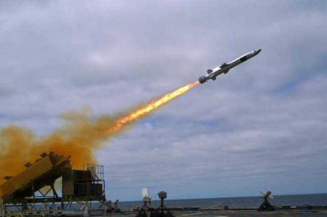 Raytheon Co. announced a $47.6 million contract with the Defense Department to integrate Naval Strike Force Missiles into the U.S. Marine Corps' modernization efforts. Photo courtesy of Kongsburg SA