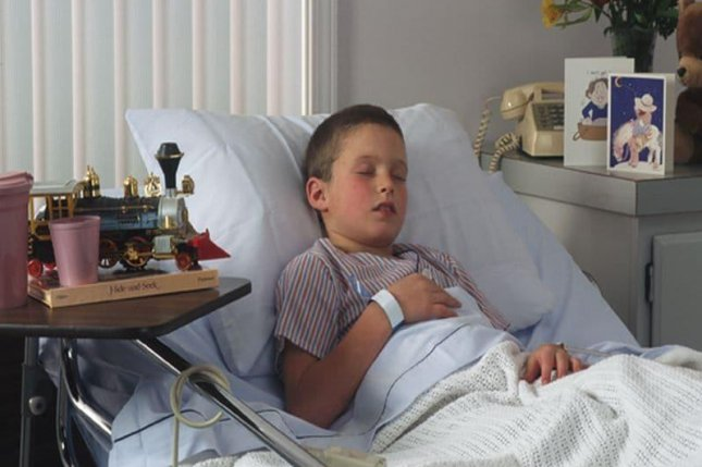 A new study found evidence that acute flaccid myelitis is caused by an enterovirus. Photo courtesy of HealthDay News
