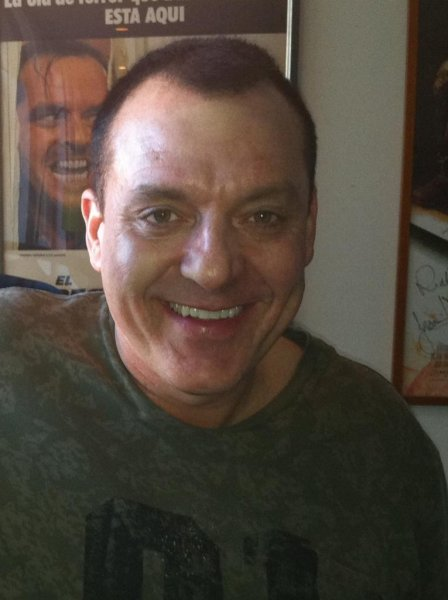 Actor Tom Sizemore has been arrested for misdemeanor drug possession. Photo by Jayel Aheram/Wikimedia Commons