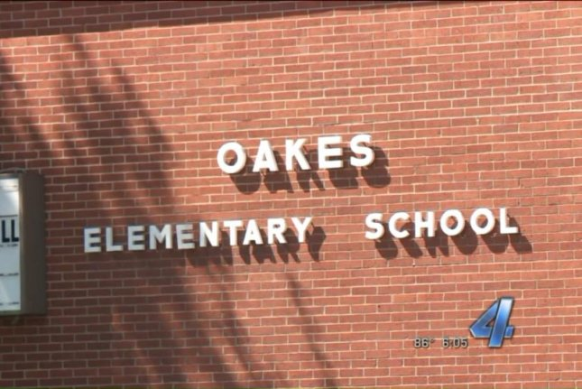 A pre-K teacher at Oakes Elementary School in Okemah, Okla., allegedly forced a left-handed 4-year-old boy to write with his right hand and sent an article home with him that branded left-handedness unlucky, evil and sinister. KFOR-TV video screenshot