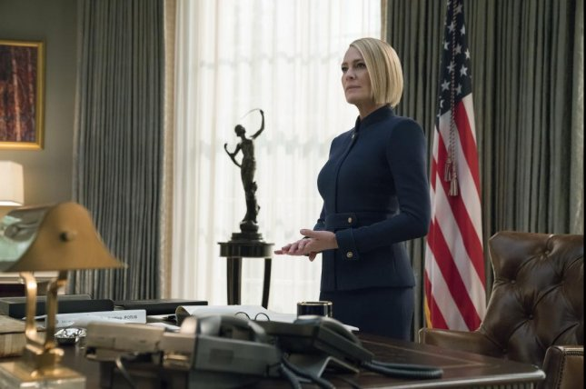 House of Cards Season 6 is coming to Netflix in November. Photo courtesy of Netflix