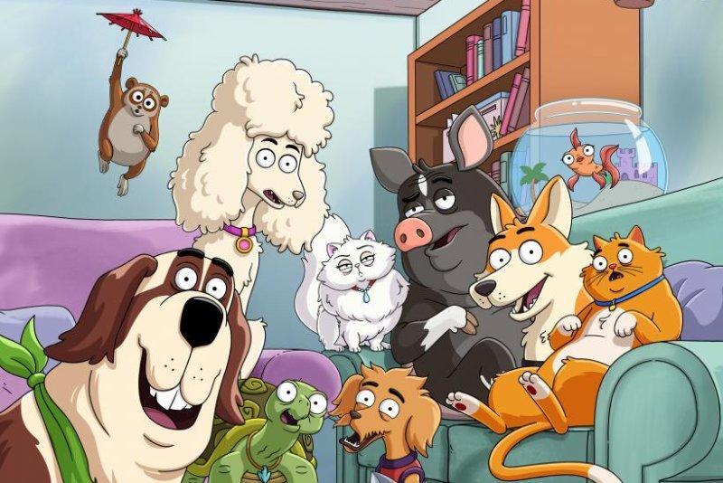 HouseBroken airs Monday nights. Image courtesy of Fox