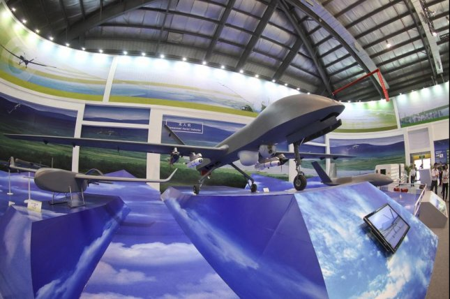 China to begin commercial production of powerful drone