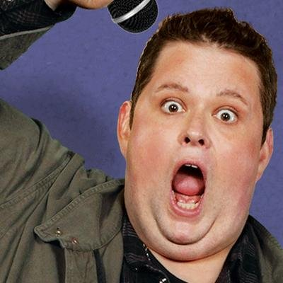 Comedian Ralphie May has died at the age of 45. Photo courtesy Twitter
