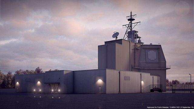 The Aegis Ashore Missile Defense Complex in Deveselu, Romania, is one of two planned for Europe, with the next, in Poland, expected to be completed this year. Photo courtesy of U.S. Navy