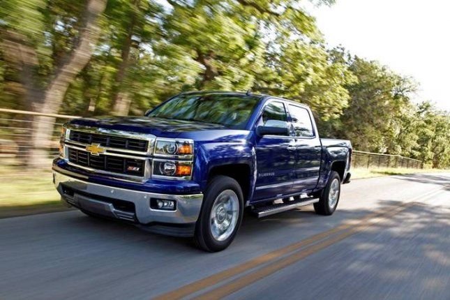 2014 Chevrolet Silverado LTZ (Photo Courtesy of General Motors Co.)