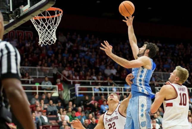 Luke Maye leads No. 13 UNC to a lopsided win over Tulane