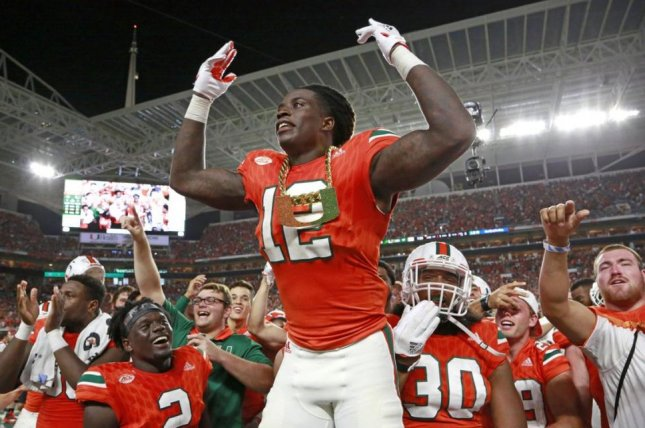 Hurricanes CB gives up football due to injury