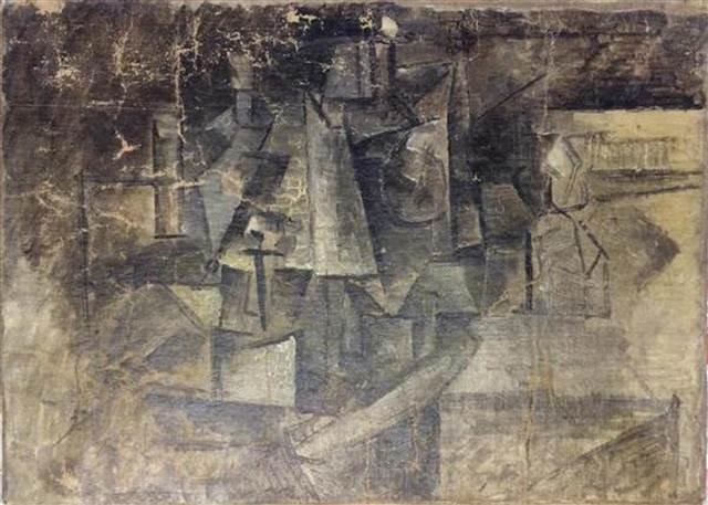 Stolen Picasso painting seized in New York