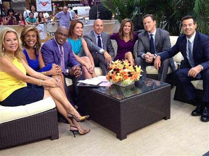 Carson Daly Named Host Of Today Show S Social Media Orange Room