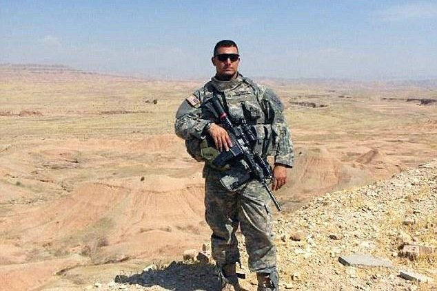 Sgt. First Class Michael Barbera.