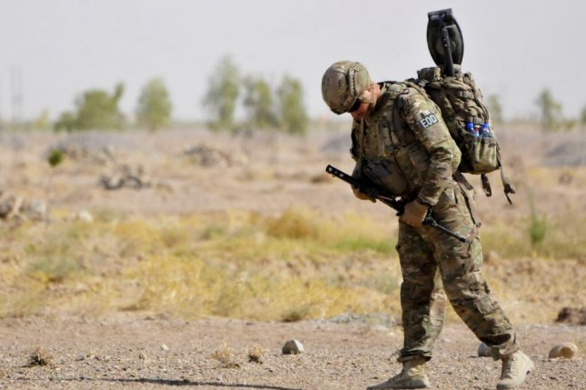 Zel Technologies has been awarded a max $165 million Joint Improvised-Threat Defeat Agency contract to research and develop counter-IED technologies. A U.S. explosive ordnance disposal soldier is shown during a route clearance mission in Afghanistan last month. U.S. Army photo