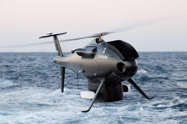 Leonardo will supply its active electronically-scanned array radar to Austria's Schiebel for use on a the unmanned Camcopter S-100 aircraft, pictured. Photo by Schiebel