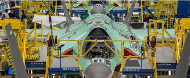 As a decision on full-rate production of the F-35 fighter plane near, critical tests have not been performed and the ballooning cost of the program has been criticized. Photo courtesy of Lockheed Martin