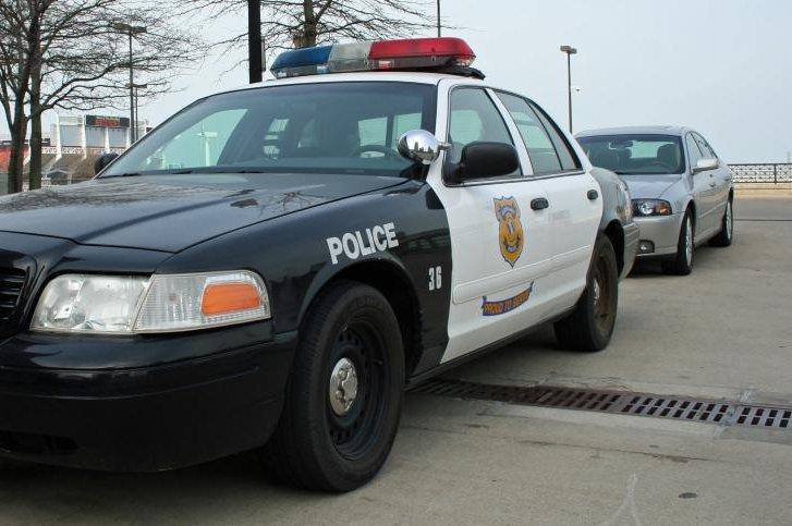 A police car (CC/Whpq)