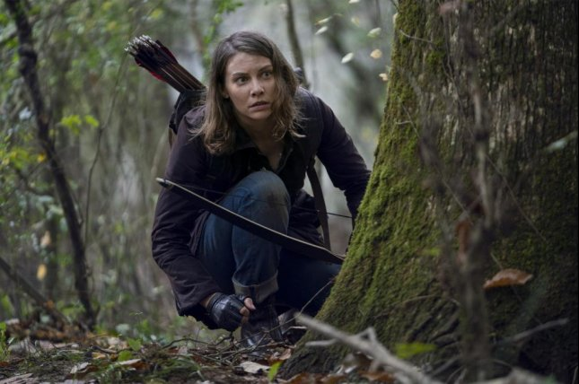 Lauren Cohan returns to The Walking Dead. Photo courtesy of AMC